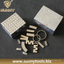 Segmento de diamante para la cuchilla de corte de granito (SN-6)