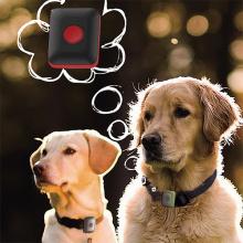 Collar inteligente para mascotas GPS + WIFI + LBS