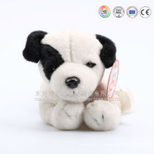 Mini stuffed dog, bulldog plush stuffed dog, realistic bulldog