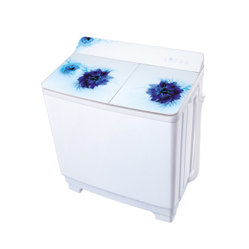 Semi Automatic 10KG Twin Tub Washer Dengan Pengering