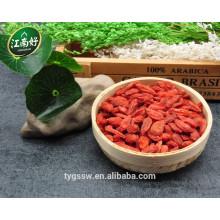 Baie de goji séchée qui a plein grain de Chine siyah goji berry Anti-aging Promouvoir la peau