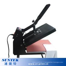 Machine de presse à clapet à sublimation