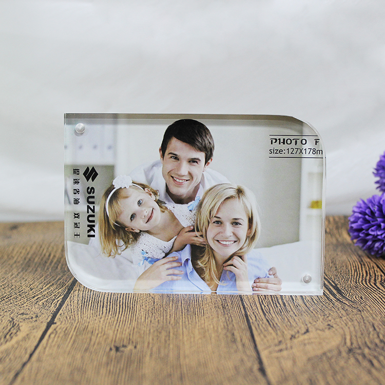 Double Sided Perspex Photo Frames