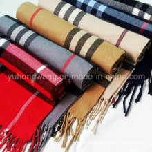 Bufanda tejida de acrílico de los hombres calientes de la venta