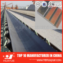 DIN Super Manufacturer of Industrial Flat Conveyor Belt (EP NN CC)