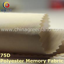 70d 55%Polyester 45%Nylon Memory Fabric for Dust Coat (GLLML206)