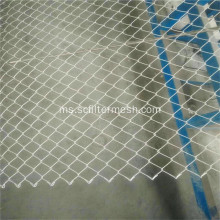 Galvanized Steel Weave Chain Link Fencing