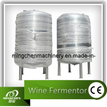 Wine Fermentation, Grape Wine Fermentation Tank