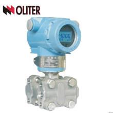 transmisor de presión de agua diferencial inteligente inteligente con salida 4-20ma