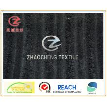 Barra espaçadora 2,5 W N / P Tecido colado de veludo cotelê (ZCCF046)