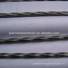 5.0-12mm twisted steel bar building material