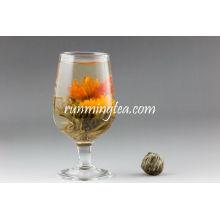 EU standard (Royal lily green blooming tea)