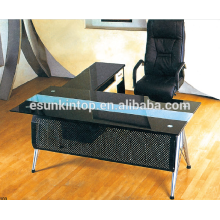 Glass office furniture for open office space , Office furniture for high quality to go! (P8062)