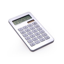 10-Digit PLA Material Solar Power Desktop Calculator