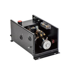 Hydraulic power unit for vertical ailgate lift