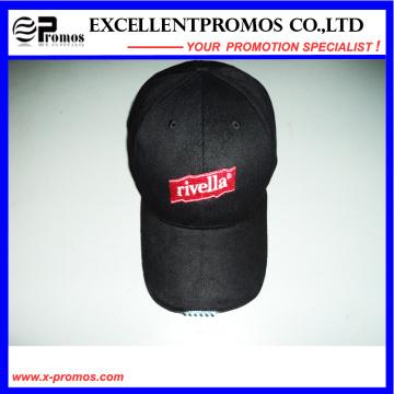 Logotipo personalizado luz LED cap para promoção (EP-C7072)