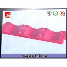 Insulation Laminate Precision Part Made by Gpo-3
