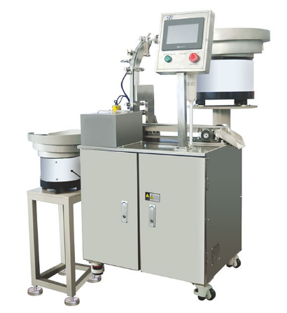 Flow Regulator Assembly Machine