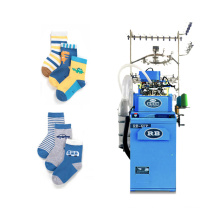 rb 6fp automatic plain socks weaving machine feijian brand spare parts of sock knitting machine for sale