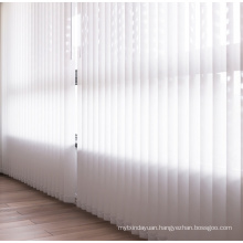 Window Blind 89mm Width 100% Polyester Fabric Vertical Blind