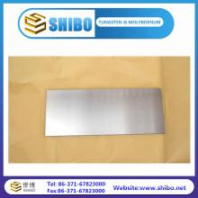 Плиту молибденовую/Производство листа в Китае