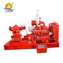 twin impeller diesel engine pump