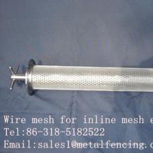 Drahtgewebe für Inline-Netzelement