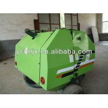 La empacadora de la máquina / de la empanada de la ronda del heno del mejor precio pequeña hecha en China