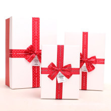 All Sizes Fancy Gift Packaging Box Paper Gift Box Printing