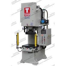 Prensa Hidráulica de Estrutura C (TT-C25T)