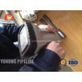 Tubulação sem emenda de aço de liga ASTM A335 P5