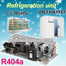Boyard Air Cooled 2 hp refrigeration condensing unit for meat fruits seafood keeping fresh