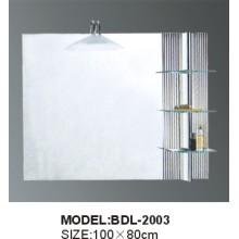 Miroir en verre argenté à épaisseur 5mm (BDL-2003)