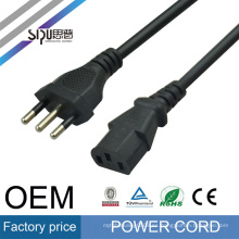 El mejor precio de SIPU Italia de la mejor calidad con el cable de transmisión del ordenador del cable de alimentación del enchufe