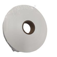 Thermal transfer printing nylon taffeta ribbon fabric label roll for garment care label