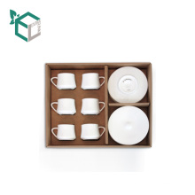 Luxury Alibaba China Supplier Cardboard Recyclable Coffee Mugs Set Packaging