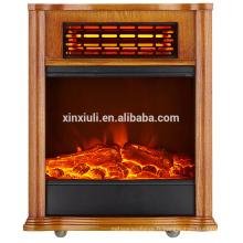 Foyer électrique petit réchauffeur de tube infrarouge chauffe-tube électrique chauffe infrarouge
