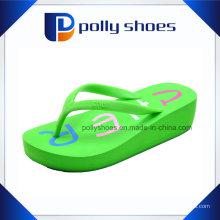 Verão Sexy New Wedge Sandals Calcanhares para Mulher