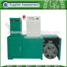 wire flattening machine for cable casing