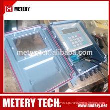Medidor de fluxo / medidor de fluxo ultra-sônico fixo
