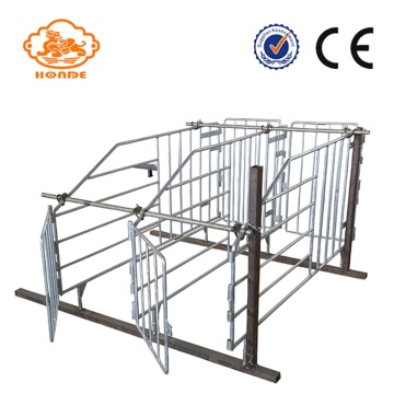 Pig Farm Equipment Solid Rod frame