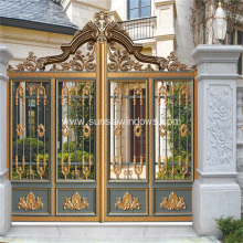 Aluminum Front Gate Entrance Gate