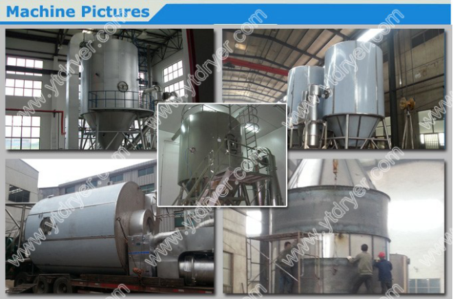 Spray Drying Machine