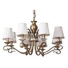 2015 Nueva iluminación de la lámpara de la lámpara del hierro del diseño (SL2152-8)