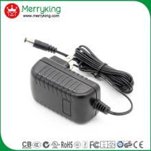 Merryking Marque Wall-Mount 12V 1A Adaptateur Us Plug Adaptateur secteur AC / DC