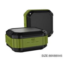 Wasserdichte drahtlose tragbare Mini Bluetooth Lautsprecher