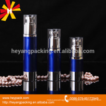the plastic cover blue bottle perfume