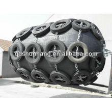 Shunhang brand No.1 quality pneumatic rubber marine fender