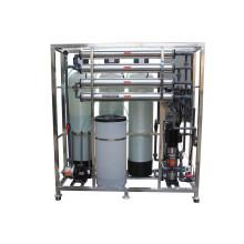 2000L / H sistema de RO / sistema de purificación de ósmosis inversa / RO purificador de agua
