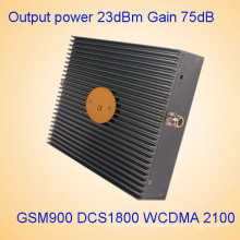 900/1800/2100MHz GSM Dcs 3G Signal Amplifier Home Use Repeater St-9182